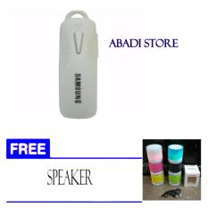 Harga Abadi Bluetooth Wireless Headset Headphone Handfree Earbud Earphone Stereo For Smartphone Pc Tablet Android Ios Windows Ver 4 Free Speaker Blotuth