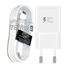 Beli Abadi Samsung Original White Travel Charger For Samsung Note 4 Or Note 5 S5 S6 S7 Fast Charging Dengan Kartu Kredit