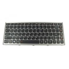 Abakoo Baru Keyboard untuk IBM Lenovo IdeaPad P400 Z400 Z400N Z400T Z400A Seri Laptop dengan Backlit-Intl