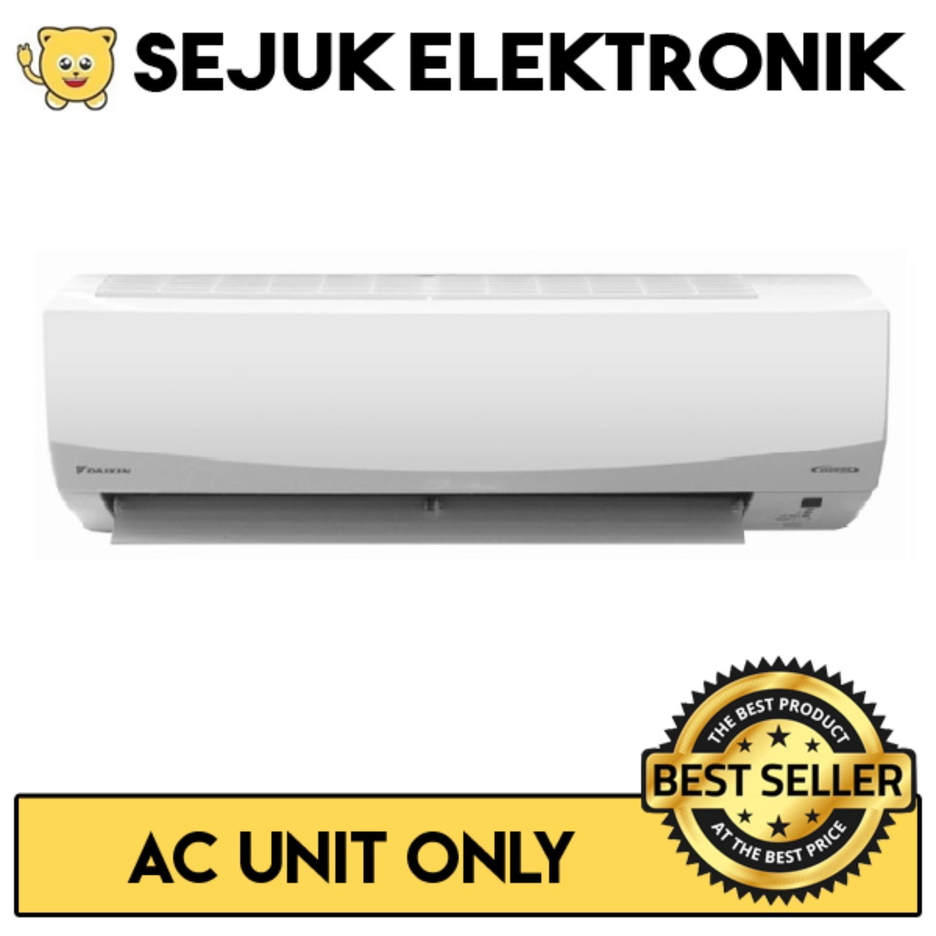 AC Daikin FTKC20PVM4 3/4PK AC Smile Inverter - Putih JAKARTA ONLY