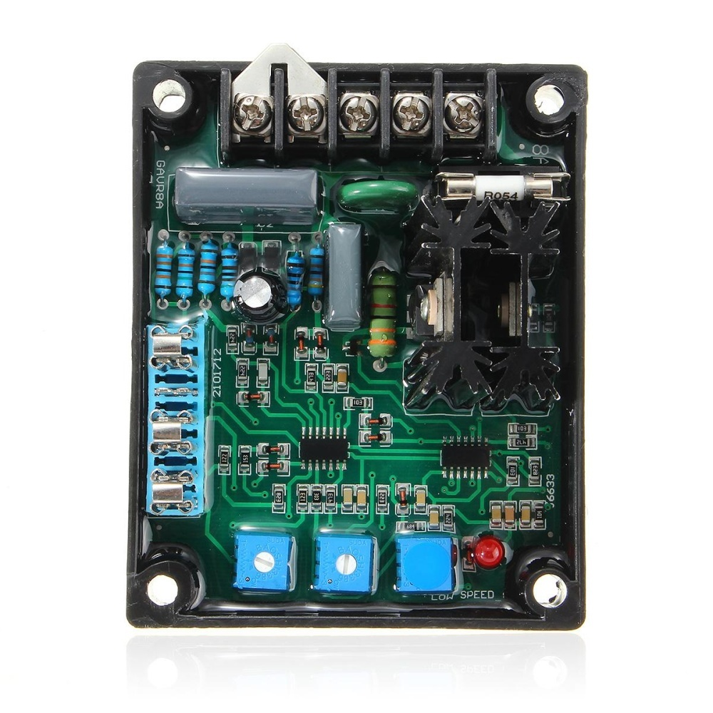 Dimana Beli Ac100 260V Gavr 8A Avr Generator Automatic Voltage Regulator Module Universal Intl Not Specified