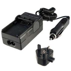 AC+CAR Charger for HITACHI DZ-HV584E DZHV584E KODAKKLIC-7001KLIC7001 Battery UK  - intl