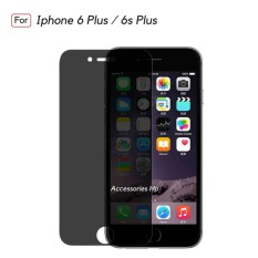 Accessories Hp ANTI SPY Tempered Glass Premium Screen Protector Privacy For Iphone 6 Plus / 6s Plus