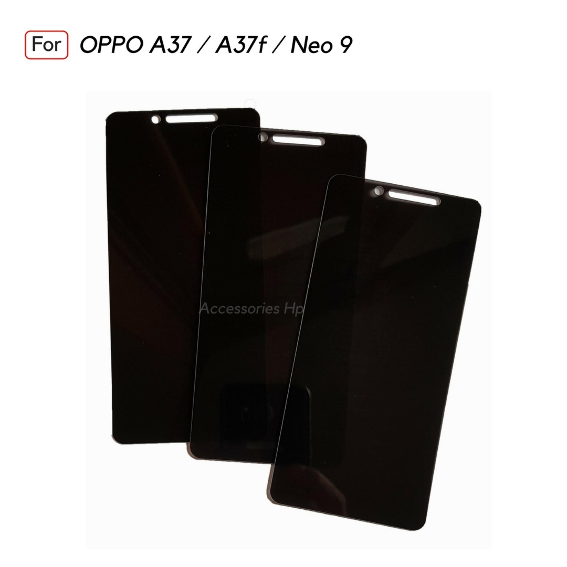 Pencarian Termurah Accessories Hp ANTI SPY Tempered Glass Premium Screen Protector Privacy For Oppo A37 / A7f / Neo 9 harga penawaran - Hanya Rp19.736