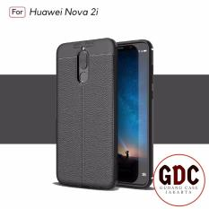 Accessories Hp Premium Ultimate Shockproof Leather Case For Huawei Nova 2i - Black