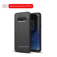 Accessories Hp Premium Ultimate Shockproof Leather Case For Samsung Galaxy S8 Plus - Black