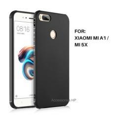 Harga Accessories Hp Shockproof Hybrid Back Case For Xiaomi Mi A1 Mi 5X Hitam Case