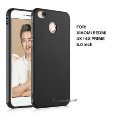 Accessories HP Shockproof Hybrid Back Case for Xiaomi Redmi 4X / Redmi 4X Prime 5.0 inch - Hitam