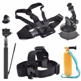 Beli Aksesoris Starter Kit Untuk Activeon Cx Action Cam Kamera Head Strap Floaty Grip Menangani Kutub Dada Harness Mobil Selfie Stick Monopod Pole Mount Intl Online Tiongkok