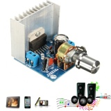 Penawaran Istimewa Ac Dc 12V Tda7297 2X15W Digital Audio Amplifier Diy Kit Dual Channel Module Intl Terbaru
