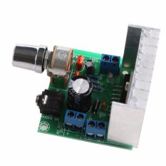 Jual Ac Dc 12 V Tda7297 2X15 W Digital Audio Amplifier Diy Kit Dual Channel Modul Intl Original