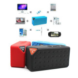 Ace Discoball X3 Speaker Mini Bluetooth USB FM Disebut TF Musik Portabel Nirkabel Kotak Suara With Mikrofon Pengeras Suara Subwoofer (hitam) | Lazada ...