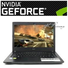 Acer Aspire E5-475G-73A3 I Core i7 Generasi Ke-7 KabyLake 7500U I 4GB DDR4 RAM I 1TB HDD I VGA NVIDIA GeForce 940MX ( 2 GB GDDR5 ) I 14,0