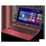 Diskon Acer Aspire Es1 131 Intel N3050 Ram 2Gb Hdd 500Gb 11 6 Win 10 Merah Branded