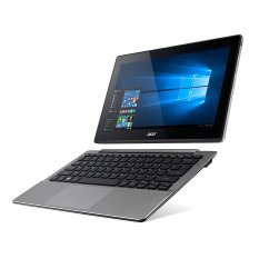 Acer Aspire Switch 11V SW5-173-67VS 500GB - Windows 10 - Abu abu