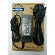 Acer Charger Laptop Original 19V-3,42A Include Kabel Power