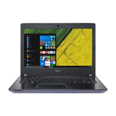 Acer E5-475 - Intel Core i3-6006U - RAM 4GB - 1TB - 14' - Windows 10 - Grey