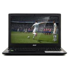 Toko Acer E5 575G 74E2 Core I7 6500U Ram Ddr4 8Gb Hdd 1 Tb Nvidia 940Mx 2Gb 15 6 Dvdrw Hitam Online Indonesia