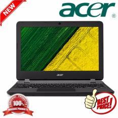 Harga Acer Es1 132 Win10 Dc N3350 4Gb 500Gb Black Paling Murah