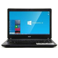 ACER ES1 432-C9B6 CELERON N3350 - Windows 10 ORI - RAM 4GB - HDD 500GB - INTEL - Layar 14