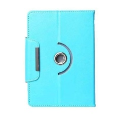 Acer Iconia Tab A210 Casing 360 Rotate Tablet Cover Case - Biru