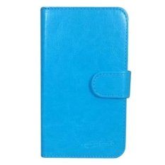 Acer Liquid S2 Case Book Cover Casing - Biru