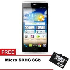 Acer Liquid Z5S Z150S Dual Free MicroSDHC 8GB Visipro Class 6