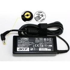 ACER Ori Charger Adaptor Laptop 19v 3.42 A Kepala Kuning(5.5*1.7)