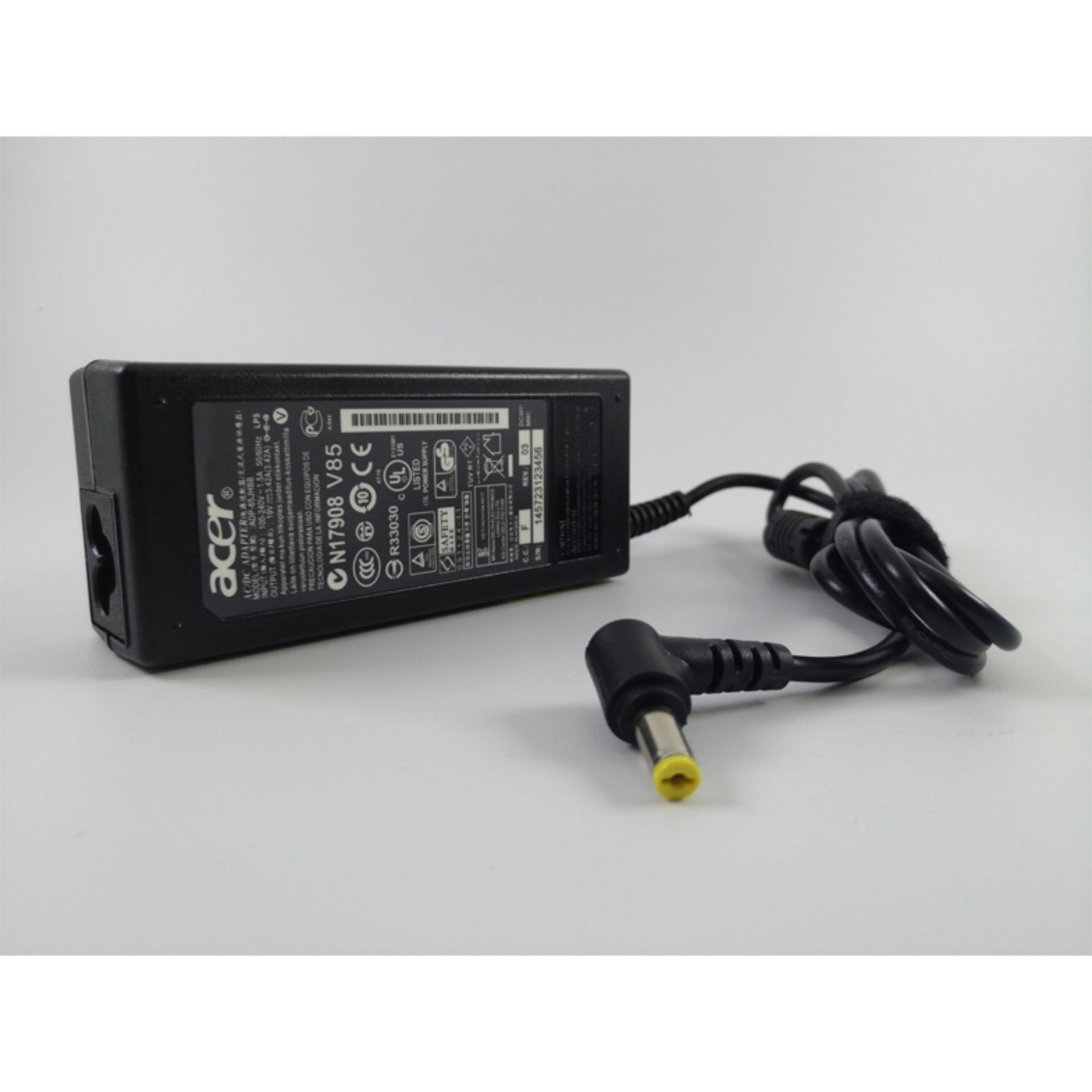 ACER Original Adaptor Charger Laptop Notebook Aspire 4738 4732 4736 4740 4741 19V 3.42A Berikut Kabel Power