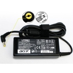 ACER Original Adaptor Charger Notebook Laptop Travelmate 4230 4235 4260 4270 4280 430 4310 4320 4330 4335 4350 4400 4500 4520 4530 4600 4650 4670 4720 4730 4730G 4730ZG 4732G 4740 4740G 4740Z 4740ZG 4750 4750G - 19v 3.42A (5.5*1.7) Berikut Kabel Power