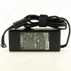 ACER Original Adaptor Charger Notebook Laptop Ferari Series Travelmate Series - 19V 4.74A (5.5*1.7) Berikut Kabel Power