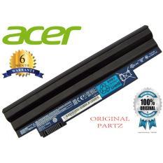 ACER Ori Baterai Notebook Laptop D255 D260 Hitam Black Aspire One 360 522 722 D270 E100 Cromia AC761 AOD255 AOD257 AOD260 D255 D257 D260 Happy Happy2 AOD270