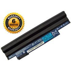 Acer Original Baterai Notebook Netbook Laptop D255 D260 522 722 D257 360 Happy Hitam Black Promo Beli 1 Gratis 1