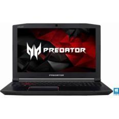 ACER PREDATOR HELIOS 300 - i7-7700HQ - 16GB - 256GB - 1TB - GTX1060 6GB - W10 - 17.3