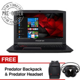 Promo Acer Predator Helios 300 Intel Core I7 7700Hq Ram16Gb 1Tb 256Gb Ssd Nvidia Geforce Gtx1060 6Gbgddr5 17 3 Windows 10 Hitam Free Predator Backpack Predator Headset Indonesia