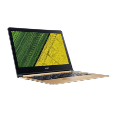 Acer Swift 7 - Intel Core i7-7Y75 - RAM 8GB - 256GB SSD - 13.3' - Windows 10 - Gold
