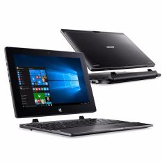 ACER SWITCH 1 (ONE) - Intel Atom Quadcore Z8300 1.4GHZ - RAM 2GB - EMMC 32GB +HDD 500 - Layar 10