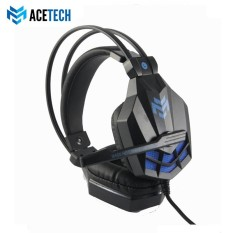 ACETECH Headset Headphone Game Gaming Stereo LED Premium Legendary