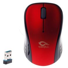 Beli Acewin 617601 Mmsm 2 4Ghz Wireless Mouse Abs Merah Online Indonesia