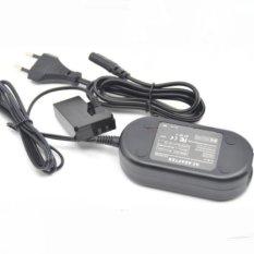 Ack-e15 Daya AC Perangkat Adaptor untuk Canon EOS100D/EOS Rebel Sl1adapter-Intl