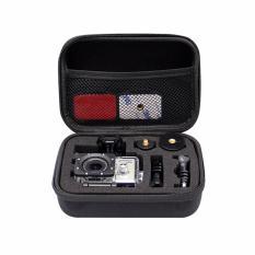 Harga Action Cam Small Size Bag Tas Case For Sjcam Xiaomi Yi Gopro Hero Hitam Jawa Barat