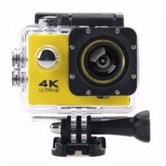 Action Camera F60 Ultra HD 4 K Wi Fi Underwater 30 M SportsCamera2.0