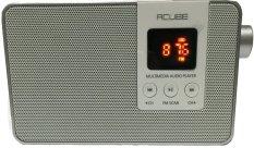Acube Boom R5 MP3+FM+Speaker - Putih