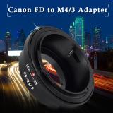 Harga Cincin Untuk Adaptor Canon Diberitahu Untuk Fl Lensa Micro 4 3 M4 3 E Pl5 E M5 E M10 E P5 Paling Murah