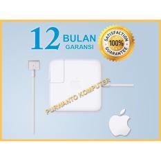 Adaptor - Charger MacBook Pro 13 Inch Retina . A1435 - Apple Magsafe 2 60Watt - Original