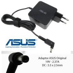 Adaptor Charger Original ASUS X451C X455L X450L X450C X551C 19V 2,37a plug 2,5mm
