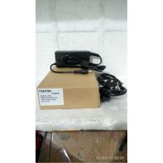 Harga Adaptor Charger Original Toshiba Satellite 19V 3 42A For C600 C640 L640 L645 L630 L635 L740 L745 L730 L735 L510 L310 C800 C840 L840 All Series Seken