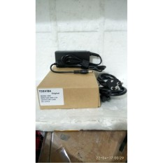 Harga Adaptor Charger Original Toshiba Satellite 19V 3 42A For C600 C640 L640 L645 L630 L635 L740 L745 L730 L735 L510 L310 C800 C840 L840 All Series Yg Bagus