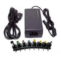 Adaptor dan Kabel Charger Cas Laptop / Notebook Lengkap 8 pilihan jack Universal   80 watt