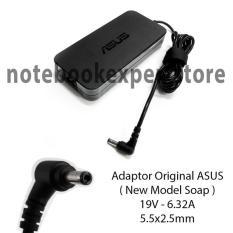 Adaptor Original ASUS ( New Model Soap ) 19V - 6.32A - ( 5.5X2.5Mm )